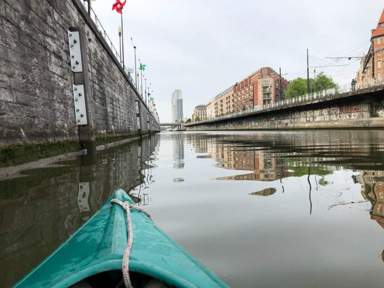 Canal it up